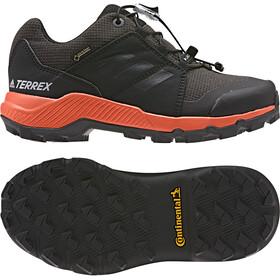 adidas TERREX GTX Kengät Lapset, core black/carbon/truora